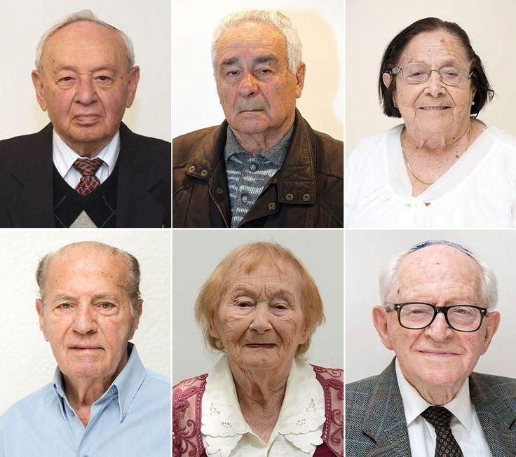 holocaust adult stories