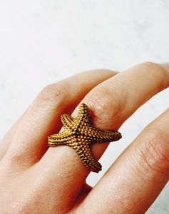 Image of Sea Star Starfish Ring