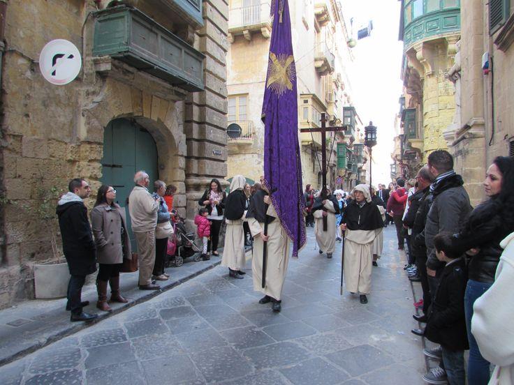 Good Friday, Malta