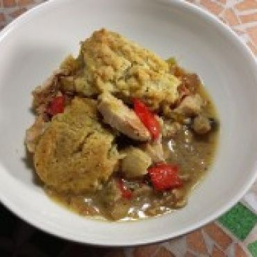 Chicken Casserole & Dumplings