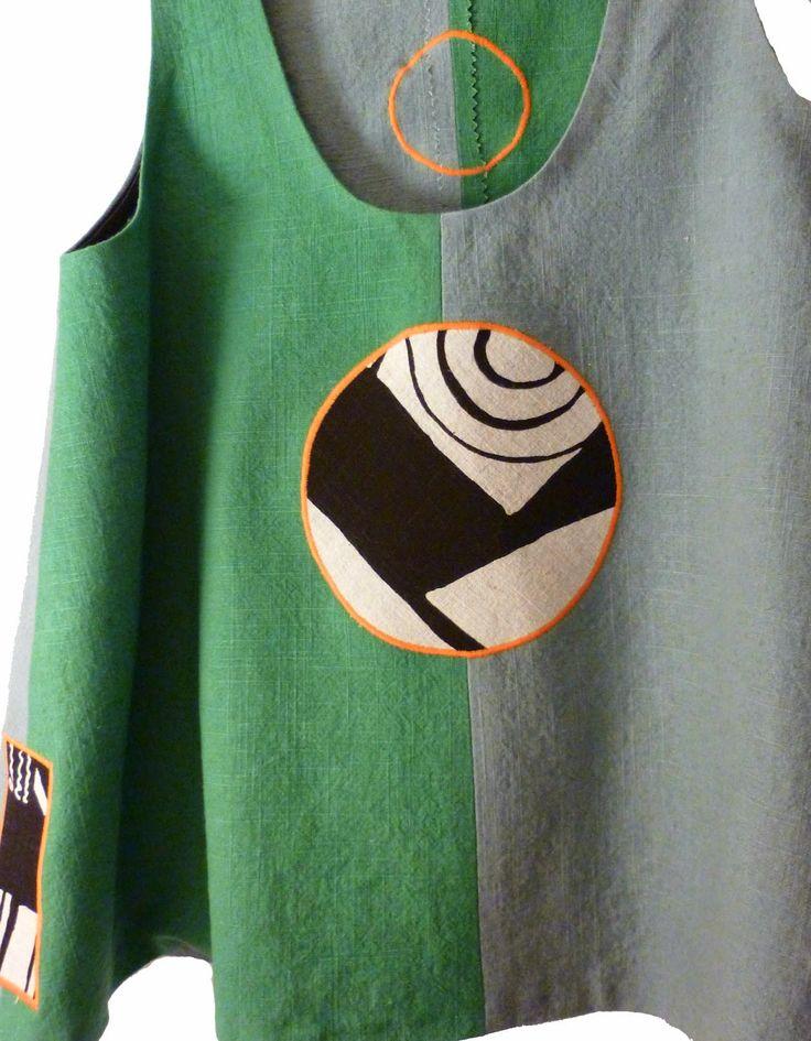 karen anne glick: creative design studio: blog: improvisational sewing...