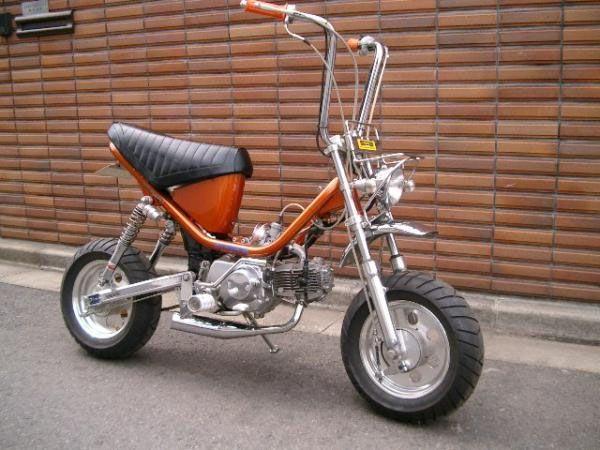 Yamaha LB 80 Chappy