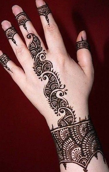 Traditional Henna Tattoo Designs: 17 Best Images About Henna Tattoos On Pinterest