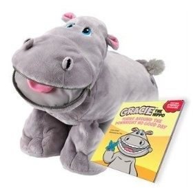 Stuffies - Gracie the Hippo  Order at http://amzn.com/dp/B009ACQ0WQ/?tag=trendjogja-20
