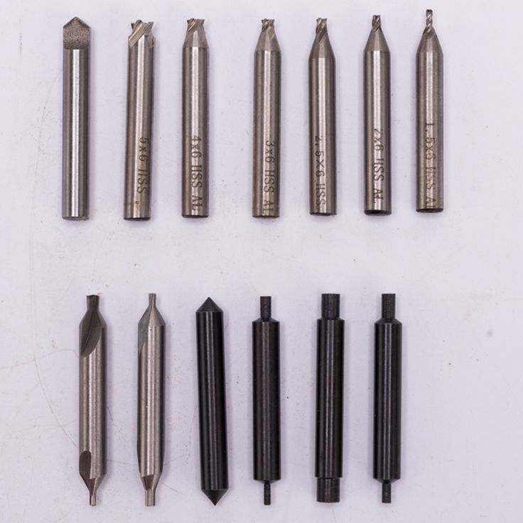 check discount the full set of key cutting machine cutter key cutting machine parts drill bit and #key #cutting #machine