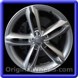 Audi TT 2011 Wheels & Rims Hollander #58858 #Audi #TT #AudiTT #2011 #Wheels #Rims #Stock #Factory #Original  #OEM #OE #Steel #Alloy #Used