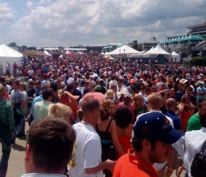 Kentucky Derby tickets are hard to come by. That said, it depends on where you want to watch the Derby. There are several ways to enjoy Derby day.