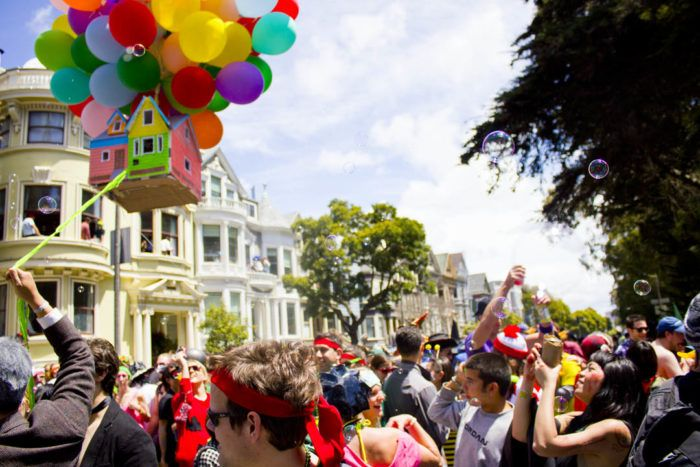 1. Bay to Breakers