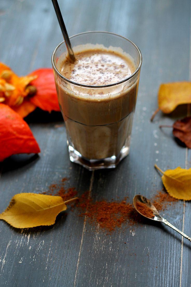 TGIF Herfstig recept: Pumpkin Spice Latte