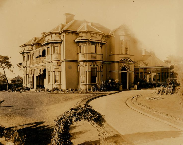 Normanhurst House 1909, Randwick - SYDNEY AUSTRAILIA