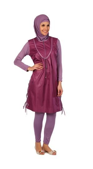 Seyla - Fully Covered Muslim Swimwear