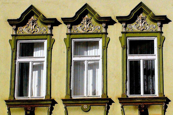 Régi ablakok | by Van'elise  Eger