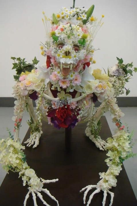 92 Best Halloween Flower Arrangements Images On Pinterest
