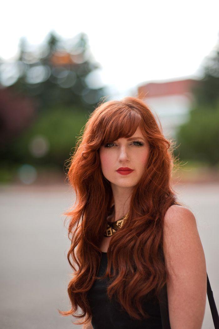 Single redhead