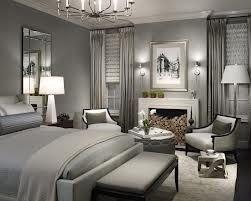 Formal style bedroom