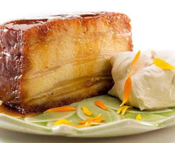 Tarantela de manzana y otras recetas osvaldo gross
