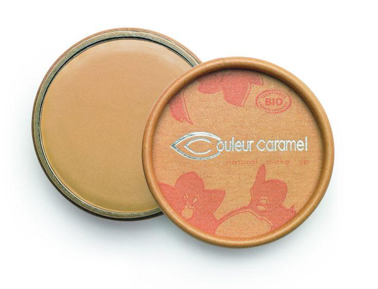 Couleur Caramel Corrector Anti-Ojeras 09 beige doré