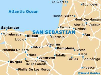 San Sebastian Travel Guide and Tourist Information: San Sebastian ...