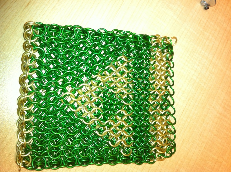 """Zelda Triforce dice bag.  """"LIKE"""" us on facebook  Bcchains chain mail and more."""