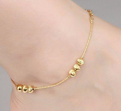 25 Simple and Heavy Indian Gold Jewellery Designs #GoldJewelrybraceletsimple