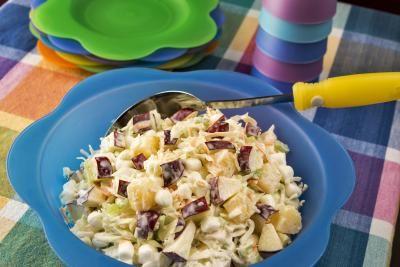 How to Make Ambrosia Fruit Salad