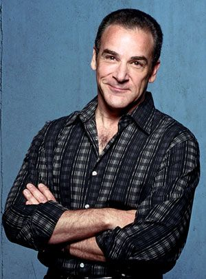 Mandy Patinkin  Loved him as Iñigo Montoya and went crazy for him as Gideon