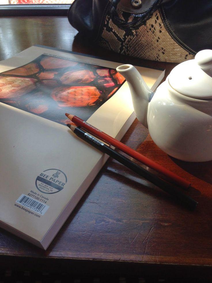 Cafe, Tea and Doodles