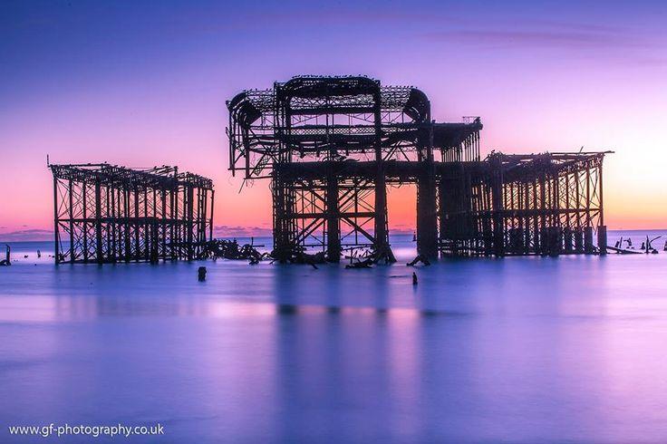 West Pier, Brighton & Hove
