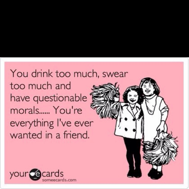 yup!: Laughing, Best Friends, Love My Friends, Quotes, Bestfriends, Bff, Funny Stuff, Things, Ecards