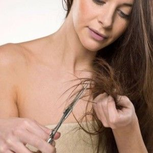 Herbal Remedies For Split Ends - How To Treat Split Ends Naturally | Search Herbal Remedy