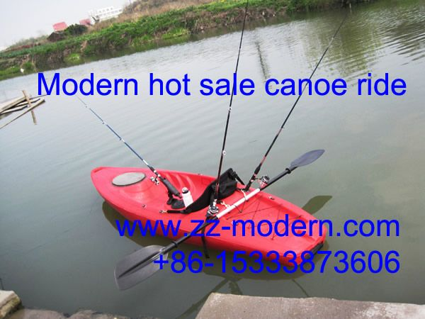 Double or single sea kayak / canoe Rotational / surf boat / ship three double / family kayak / sales of the first plastic fishing boat . Process integrity, a shape, with no welding seamless, non-toxic, tasteless, acid, impact resistance, high temperature resistance, freeze, anti-penetration, anti-aging, do not fade, safe and convenient. www.zz-modern.com Skype:jane120618 Email:ctr@zz-modern.com TEL:+86-13633822627