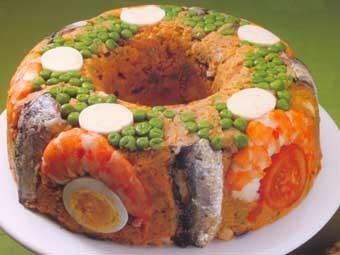 Receita de Cuscuz Paulista (Brazilian Food)