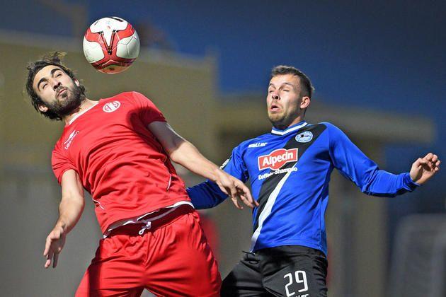 Pascal Testroet, David Ulm und Fabian Klos treffen gegen Antalyaspor +++  DSC trennt sich 3:3 von türkischem Zweitligisten