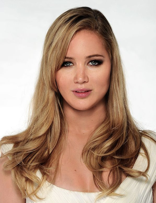 Jennifer Lawrence - Before and After Retouching