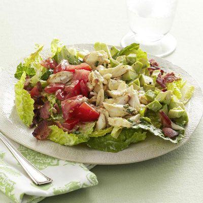 Crab Cobb Salad
