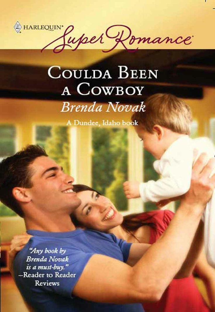 Brenda Novak  - Coulda Been a Cowboy / #awordfromJoJo #ContemporaryRomance #BrendaNovak