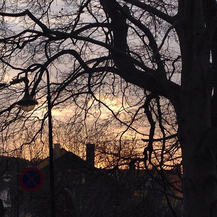En morgen i Drøbak #Januar #MyTown