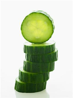 English Cucumber Nutrition Facts -✱ Cucumbers contain a compound called STEROLS, which HELP KEEP CHOLESTEROL LEVELS LOW. This compound is present maximum in the peel of the fruit, hence, it is best to consume cucumbers without getting rid of the peel. Read more at Buzzle: http://www.buzzle.com/articles/english-cucumber-nutrition-facts.html