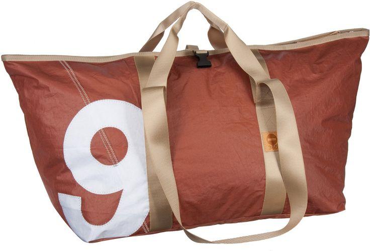 Reisegepaeck für Frauen - 360Grad Schlepper XL Zahl Weiß Reisetasche
