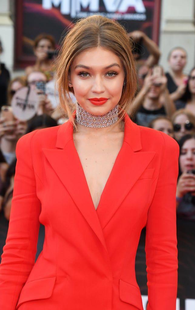 Gigi Hadid S'est Clairement Bien Amusée Pendant les iHeartRadio Much Music Awards