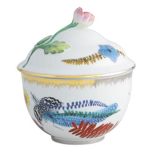 Caribe Sugar Bowl by Christian Lacroix for Vista Alegre