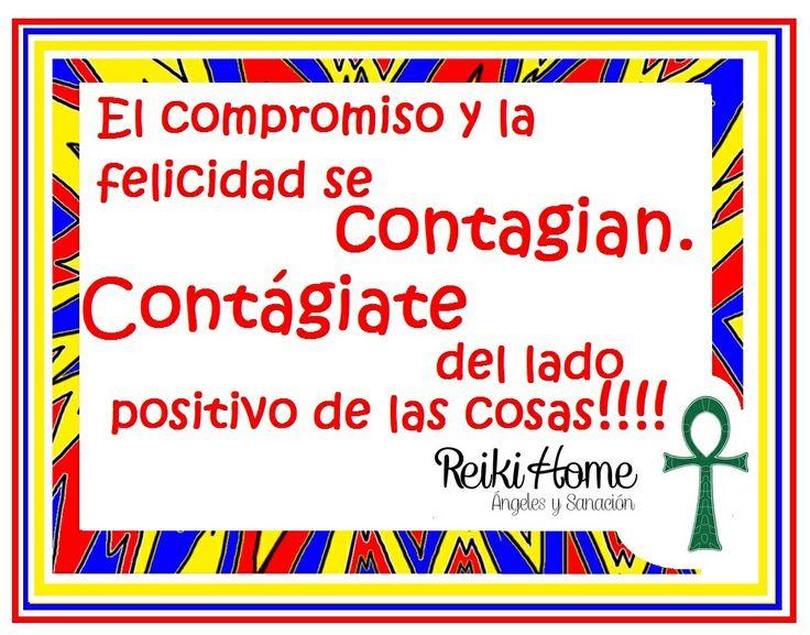 Contágiate de la Felicidad de Vivir!!!