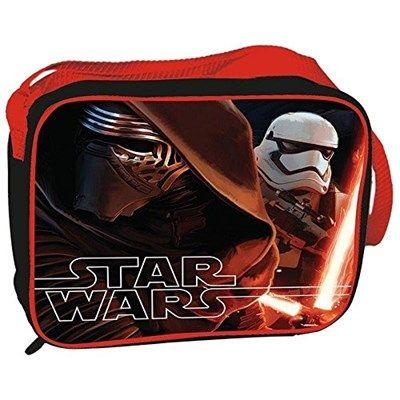 Chollo en Amazon España: Bolsa de almuerzo térmica Kylo Ren de Star Wars Episodio VII por solo 7,49€ (un 35% de descuento sobre el precio de venta recomendado y precio mínimo histórico)