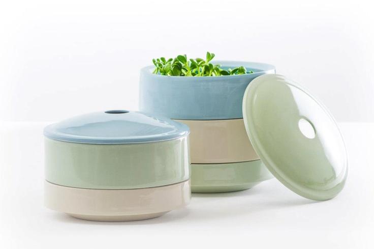 Ceramic sprouter