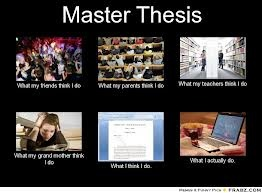 Master thesis family business