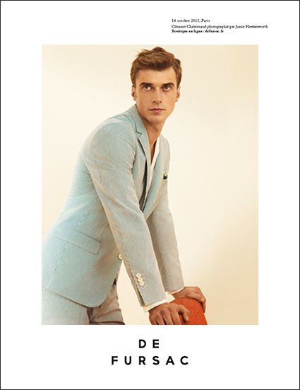 De Fursac - Discover our Spring/Summer 2014 collection campaigns
