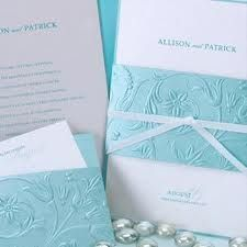 14 best Tiffany Blue Wedding Theme Invitations images on Pinterest