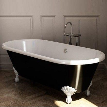 les 135 meilleures images du tableau salle de bains baignoires sur pinterest acryliques. Black Bedroom Furniture Sets. Home Design Ideas