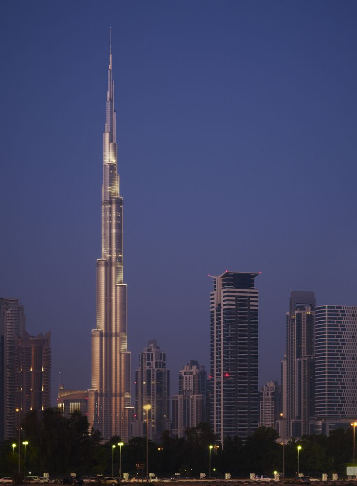 Gallery of Burj Khalifa / SOM - 10