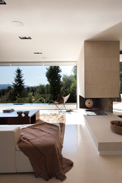 Casa en Bellaterra, Barcelona  YLAB ARQUITECTOS